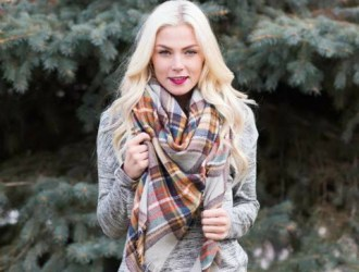 Cents of Style: Blanket Scarves just $12.95 shipped!