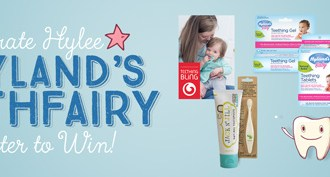 Celebrate Hylee The Hyland's Tooth Fairy: Enter to Win