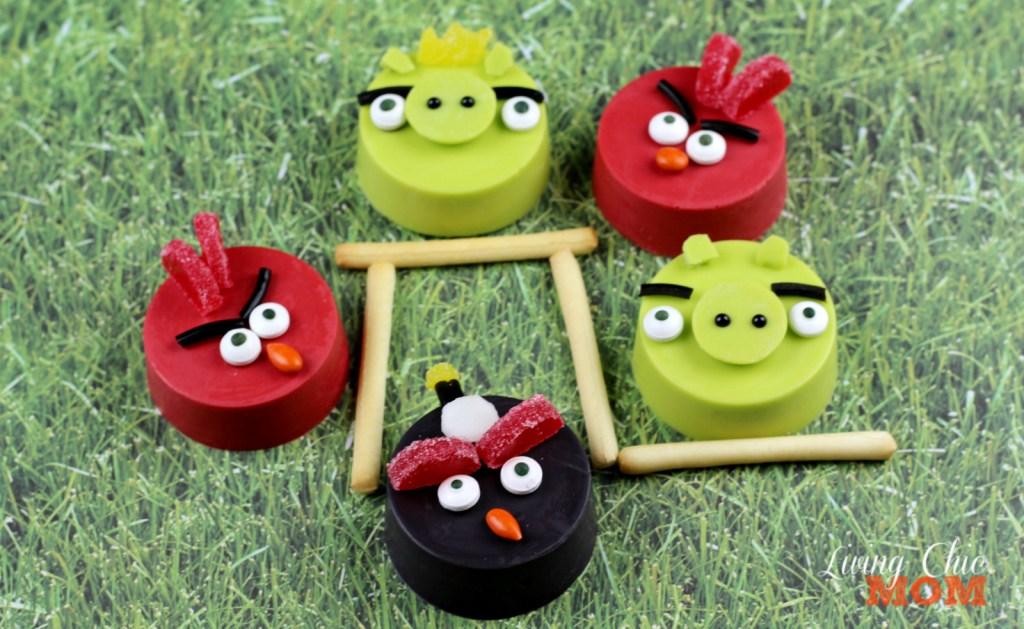 Angry Bird Cookies 1