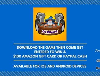 Download DJ Wizard for FREE + Enter to WIN $100