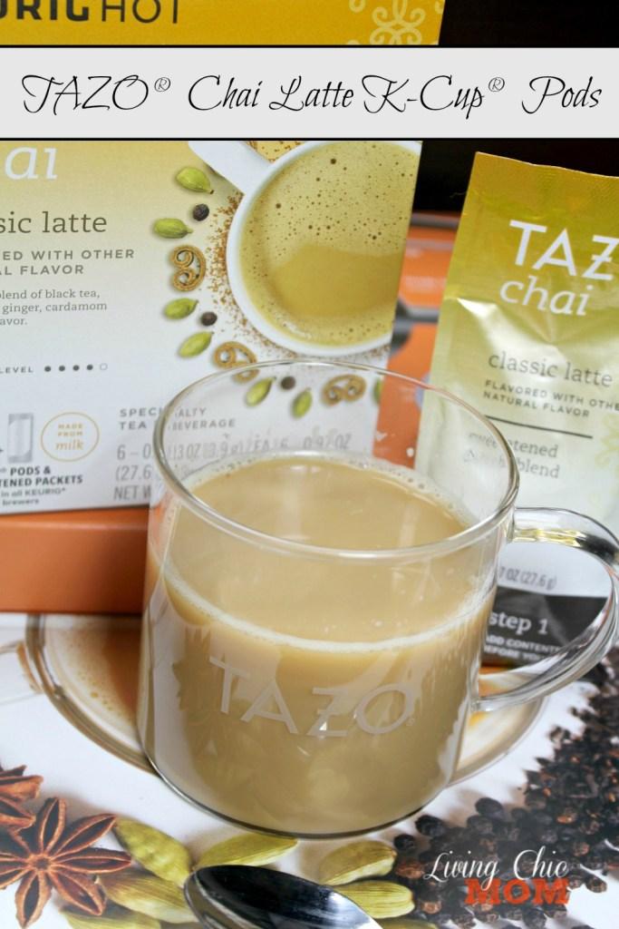 Tazo Chai Latte 5