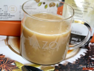 The New TAZO® Chai Latte K-Cup® Pods Provide Divine Experience