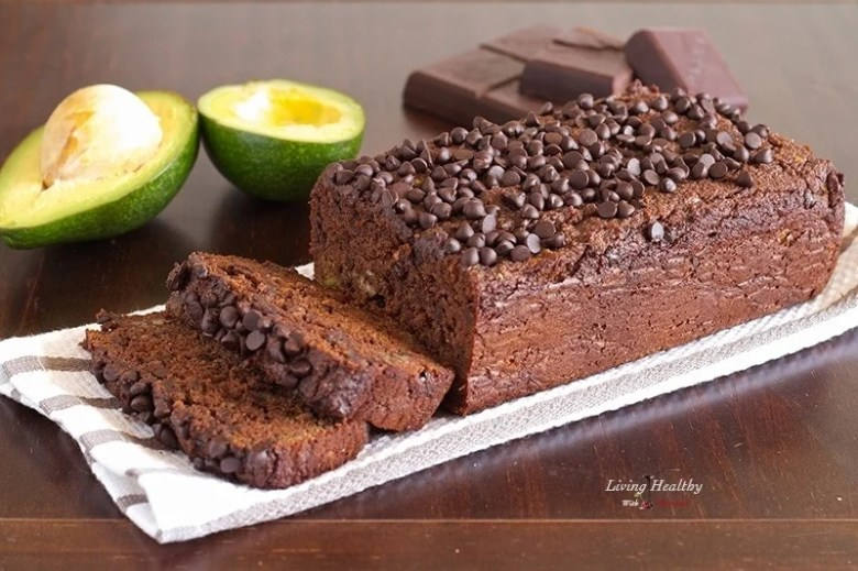 Paleo Mocha Cream Bread