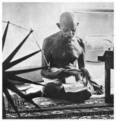 Gandhi & Eternal Things
