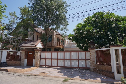 H088S House for sale in Bhotharam So i8, Chang puek area