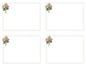 flowerpostcard