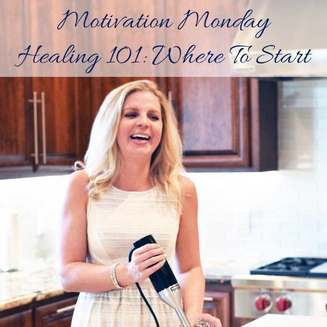 Healing 101: Where To Start
