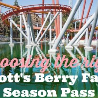 Choosing the right Knott's Berry Farm Season Pass