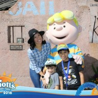 FunPix at Knott's Berry Farm lets you be in the pictures