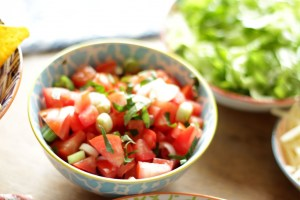 Pico de Gallo ~ Living on Cookies