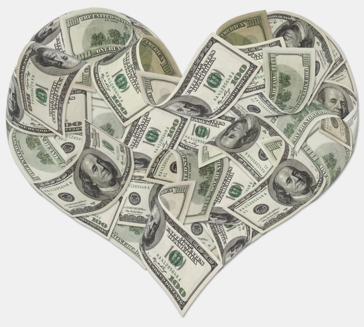 Shifting the Money Talk
