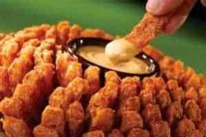 Free Bloomin' Onion at Outback Steakhouse