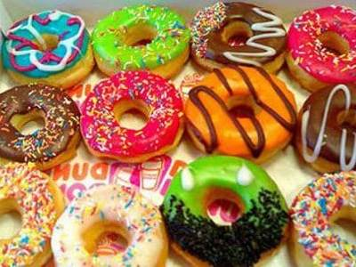 Free Donuts on National Donut Day