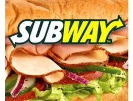 Subway: BOGO free breakfast sub before 9 a.m. in May
