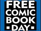 Swoop in for fun on Free Comic Book Day