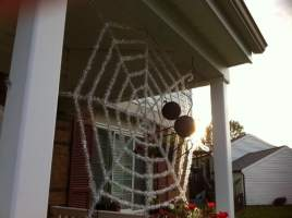 4 easy and cheap Halloween decorations