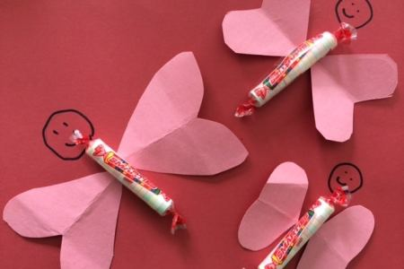 12 cheap and easy Valentine's crafts for kids