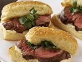 Morton's Steakhouse serves $1 filet mignon sandwiches