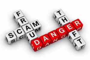 fraud, scam, theft