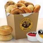 Get a 20% discount at Einstein Bros