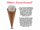 Chill out with Freddy's frozen custard for 90 cents
