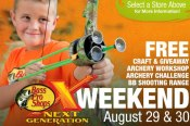Free Next Generation Weekend Event at Bass Pro Shops