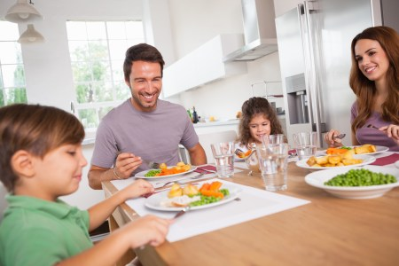 The secret to serving a quick, cheap family dinner every night