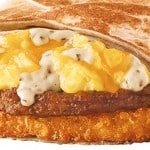 Free A.M. Crunchwrap at Taco Bell