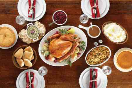 Where to dine out or take out for Thanksgiving 2016