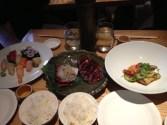 Restaurant week lunch at Nobu