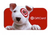 Black Friday: Get 10% off on Target gift cards