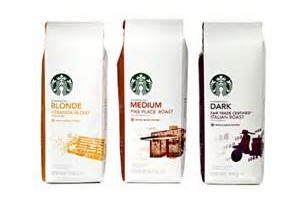 Earn $5 gift card with Starbucks or Tazo purchase
