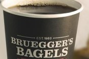 Bruegger's Bagels pours free coffee Nov. 13