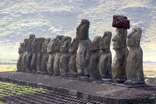 easter.island.tongaraki.side