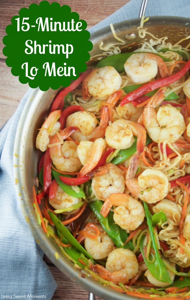 Stunning This Tasty Minute Shrimp Lo Mein Recipe Is Super Easy To Make Andrequires Few Deliciously Easy Minute Shrimp Lo Mein Living Moments Shrimp Lo Mein Protein Shrimp Lo Mein Real nice food Shrimp Lo Mein