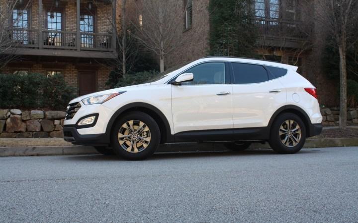 2014 Hyundai Santa Fe Sport: Luxury Features, Affordable Price