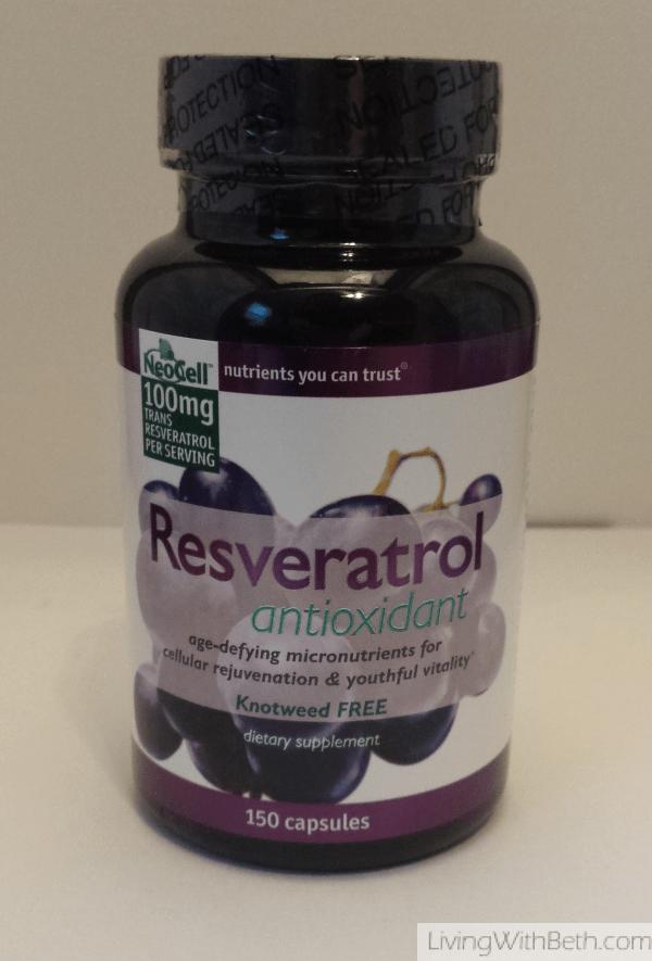 Resveratrol empty stomach