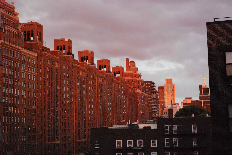 london terrace towers