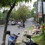 Walk In Ubud Hill to Hotel