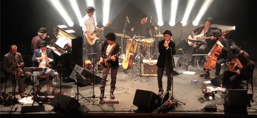Ljodahått concert