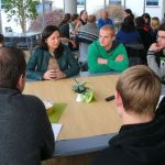 Speed-Dating-Runde Demografie