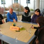 Speed-Dating-Runde Soziales