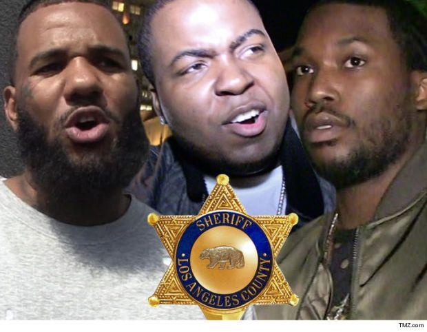 0919_game_meek_mill_sean-kingston-LA-County-Sheriff's-badge_tmz_2