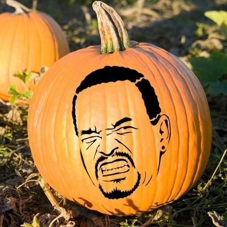 carving of Ice-T