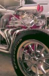 Chrome Plating Hot Rods - Engine Parts