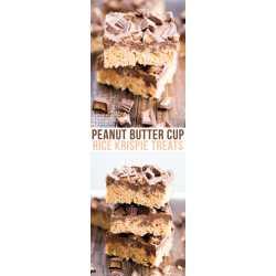 Small Crop Of Peanut Butter Rice Krispie Bars