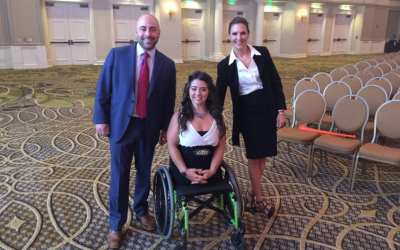 LNE Consulting Meets Gymnast Jennifer Bricker
