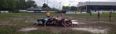Rugby Cernusco 25 - Cus Milano 9