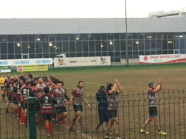 Rugby Cernusco – Rugby Lainate 43-0