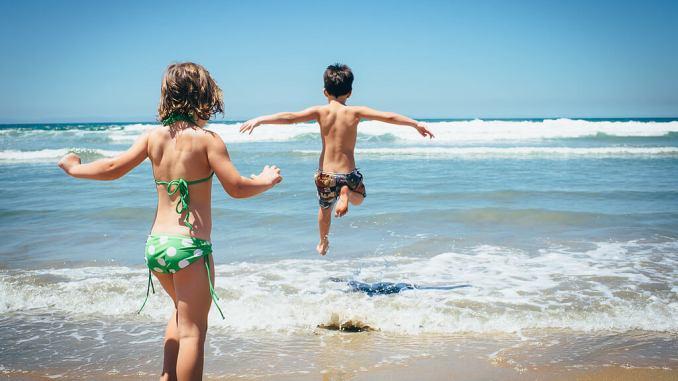 playas costa brava con niños